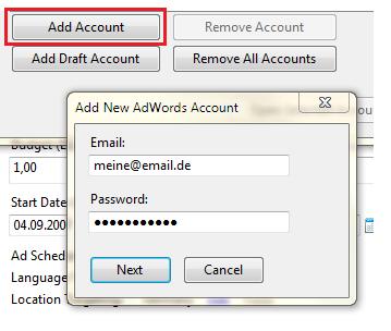 adwords-editor-account
