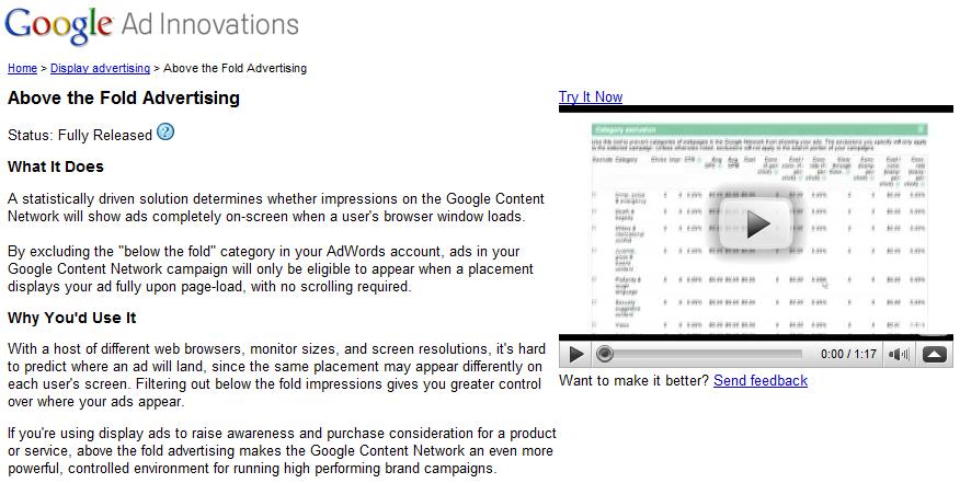 google-ad-innovations