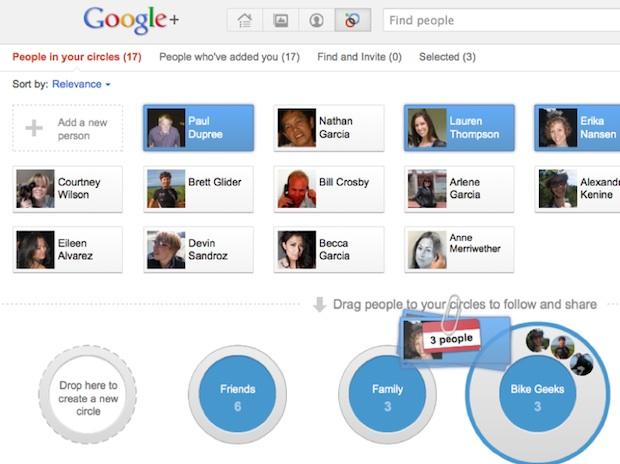 Google startet Google+