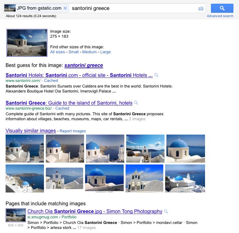 Wie Search by Image funktioniert