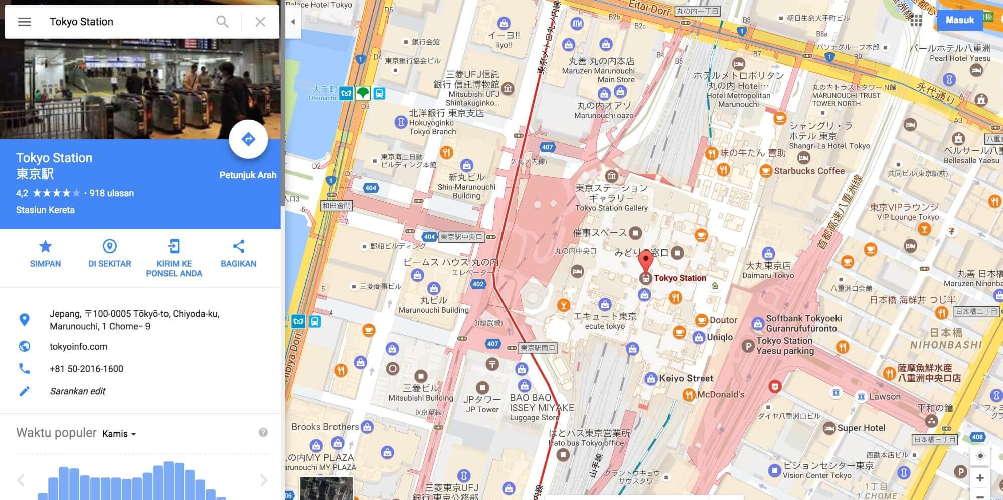 Indoor Maps: Google Maps zeigt erste Innenkarten von Bahnhöfen on