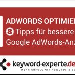AdWords Optimieren Artikelbild