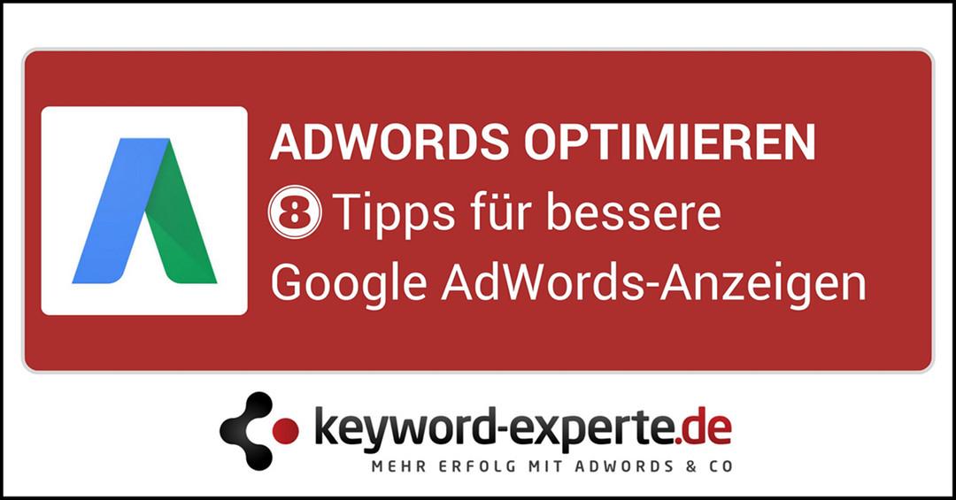 AdWords Optimieren Artikelbild