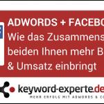 AdWords Und Facebook Zusammenspiel