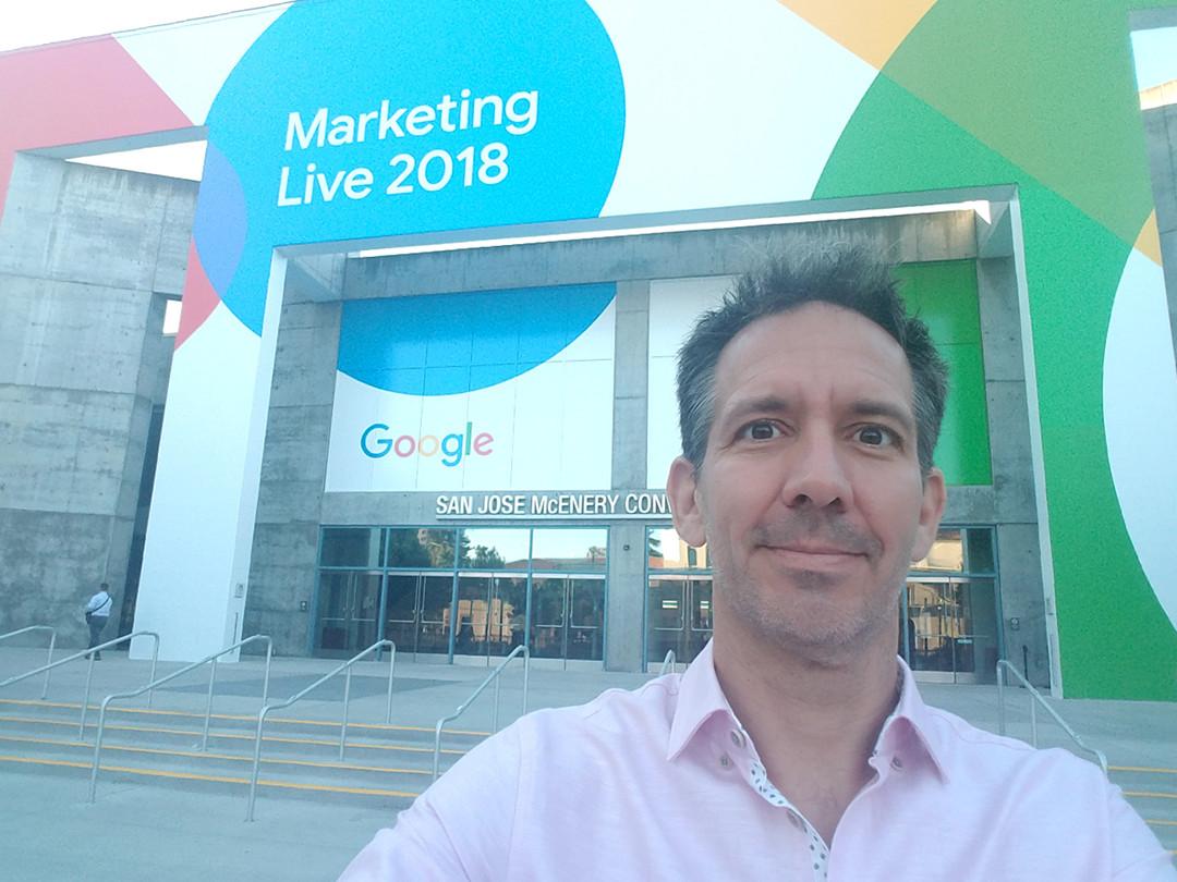 Marcus Schütter Google Ads Event