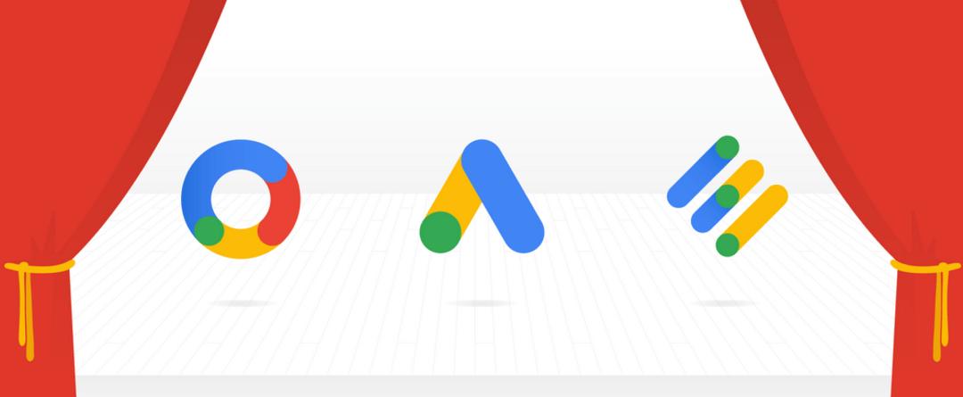 Google Ads Produkte